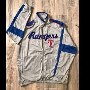 Texas Rangers Zip-up sweater🔥